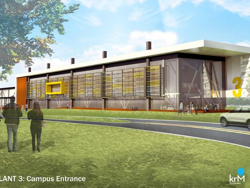 P3_Exterior_Campus Perspective