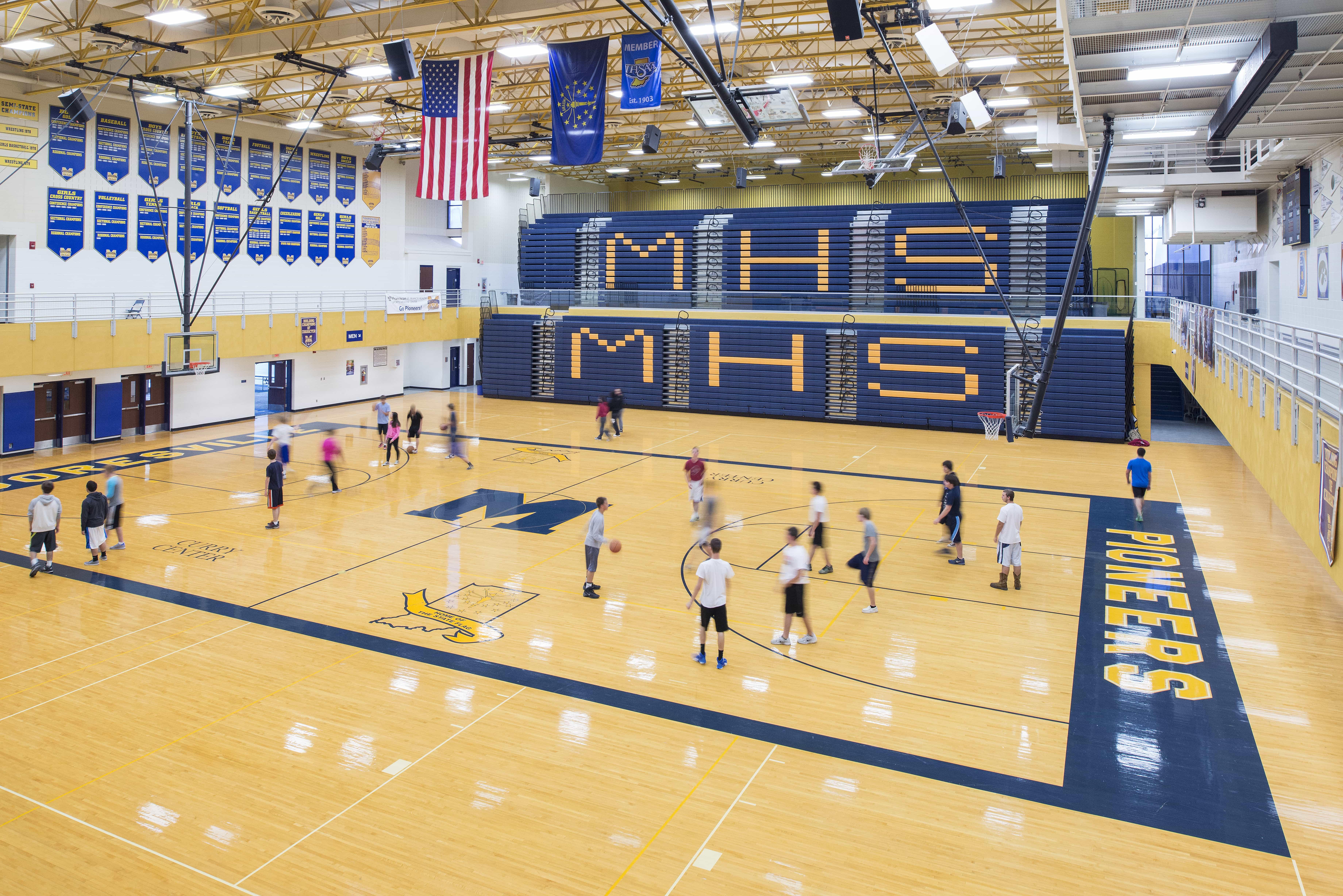 high school gym. MHS Gymnasium High School Gym C