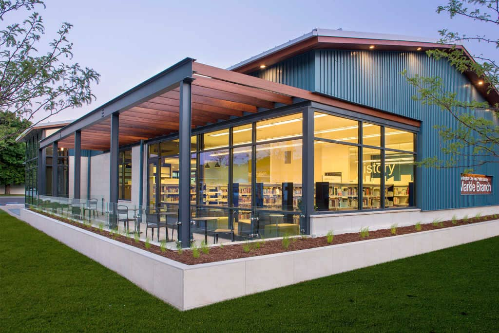 Huntington City Township Public Library