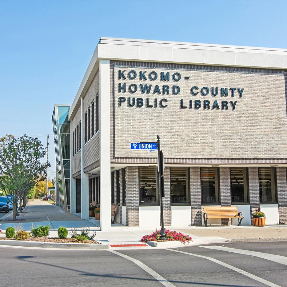 Kokomo-Howard County Public Library