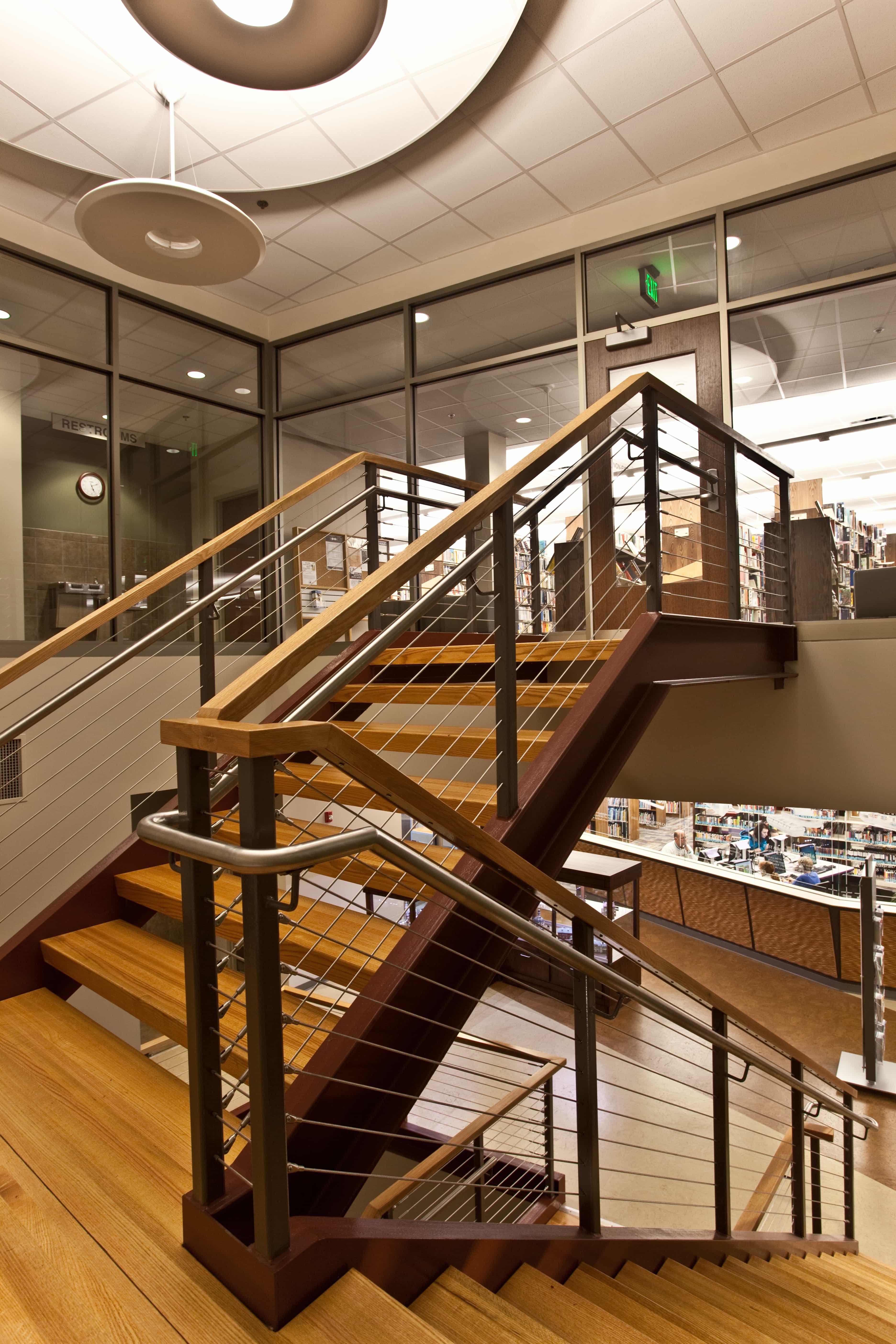 Kokomo Main_Stairs
