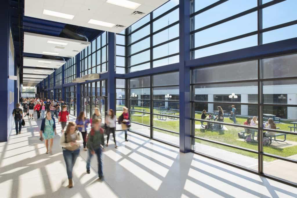 Mooresville High School Rennovations