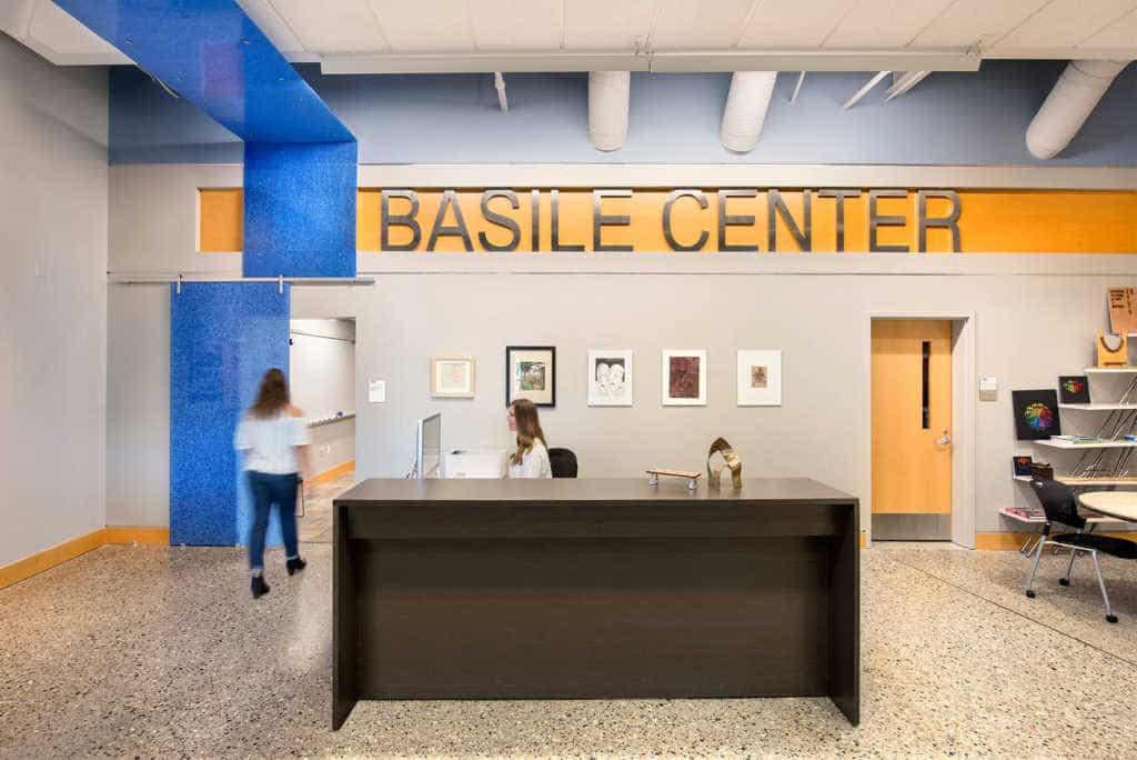 IUPUI, HERRON SCHOOL OF ART BASILE CENTER RENOVATION